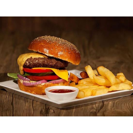 همبرگر مخصوص ساویس
