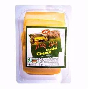 پنیر چدار اسلایس 250 گرمی کاله