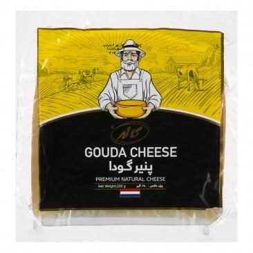 پنیر گودا 250 گرمی کاله