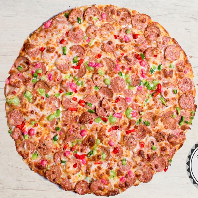پیتزا سوسیس L