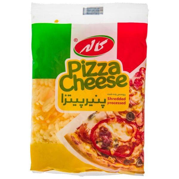 پنير پيتزا پروسس رنده شده 180گرمي كاله