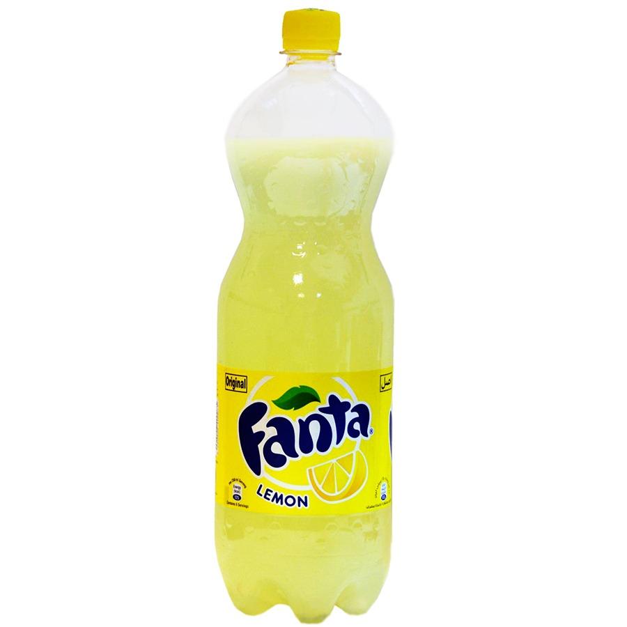 نوشابه فانتا لیمويی 1/5 ليتری